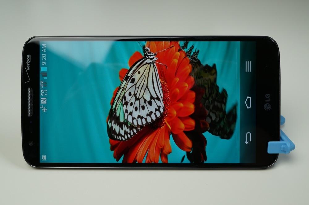 إل جي جي 2 جاء منافسا صلبا لسامسونج جالكسي و اي فون 5